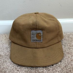 Vintage 1989 Carhartt 100 Years Celebration Hat